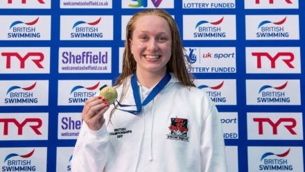 Rosie Rudin seals first British title with 200m Backstroke gold