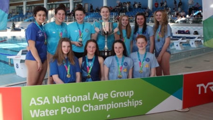 Otter bounce back to claim Girls U17 title