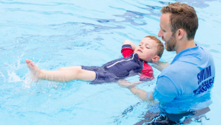 Swim England Affiliated Swim Schools in Wales
