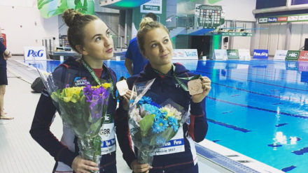 Couch and Toulson win first World Series medal of 2017