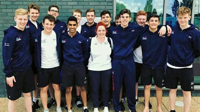 GB finish third in European Water Polo Qualifiers