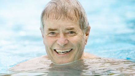 Positive impacts of swimming for people living with dementia
