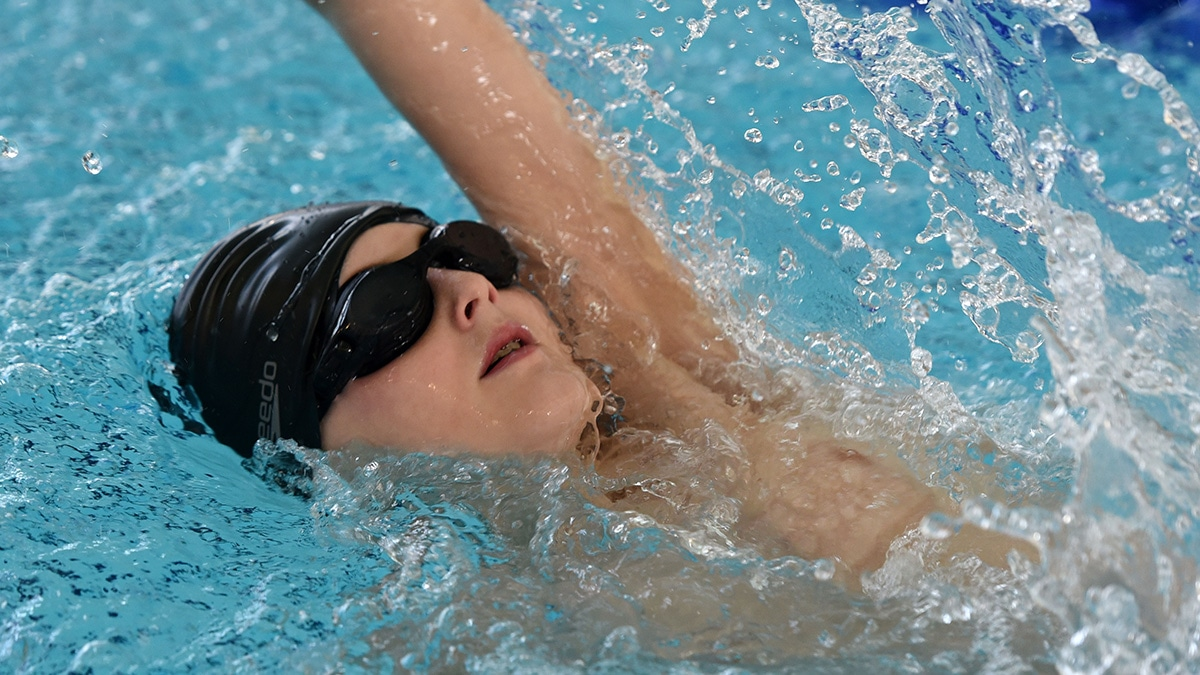 Junior para-swimmers to compete for national honours