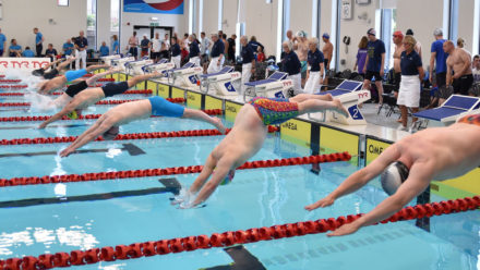 Paul Barnard among record breakers in fourth session of British Masters