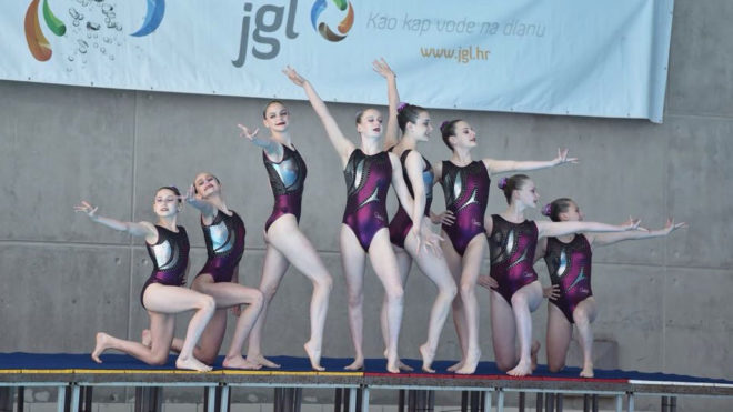 English age group squad star with medal haul at Primorje Cup