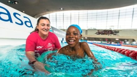 Why becoming a swimming teacher should be your next career change