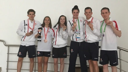British success at Samsun 2017 Deaflympics