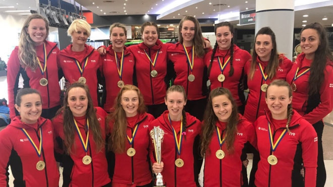 England win gold at EU Nations Cup