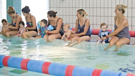 What to take for your child's first swimming lesson
