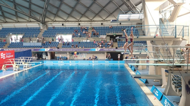 Super start for Southampton at National Age Group Champs