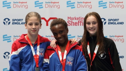 Double bubble for Crystal Palace in Girls C 1m