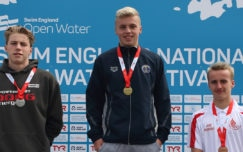 Buswell wins boys' 16yrs 3k event