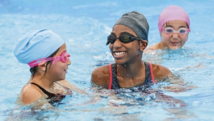 Curriculum Swimming and Water Safety