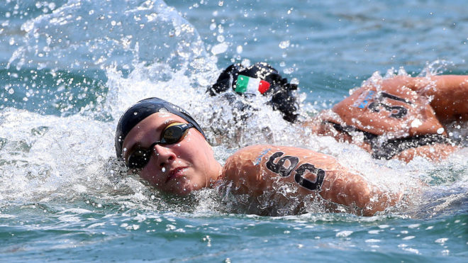 Brave Huskisson secures best World Champs result