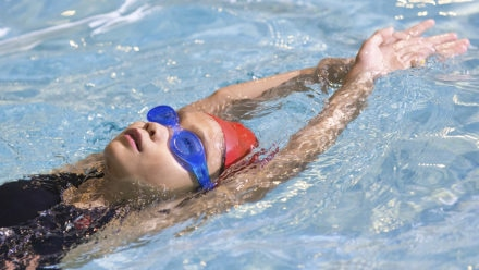 Swimming and Water Safety in Schools