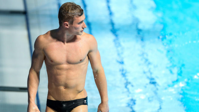 Jack Laugher within six points of World podium in Men's 3m
