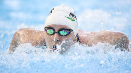 Applegate breaks S14 100m Fly world record in Sheffield
