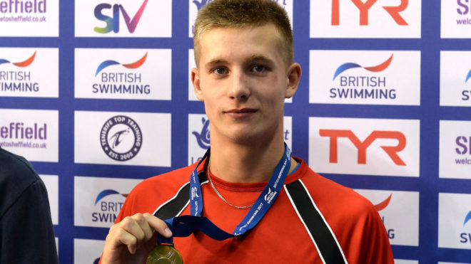 Joel Thompson lands golden double on day three in Sheffield