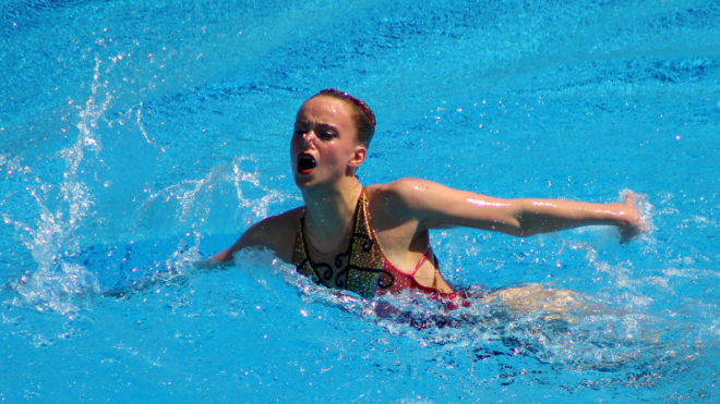 Kate Shortman reaches World Championship final in Hungary