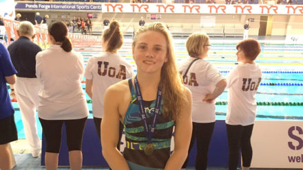 Katie Matts completes quickfire Summer Champs double
