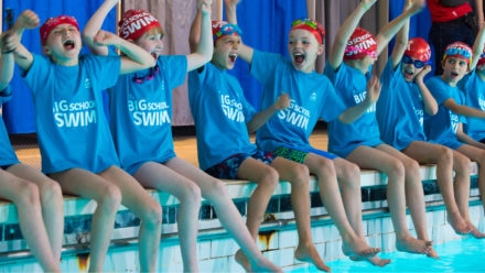 Improving curriculum swimming and water safety