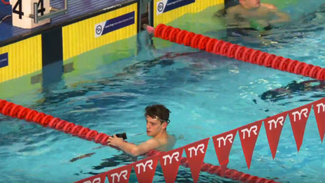 Nick Pyle breaks Age Group record at Summer Champs