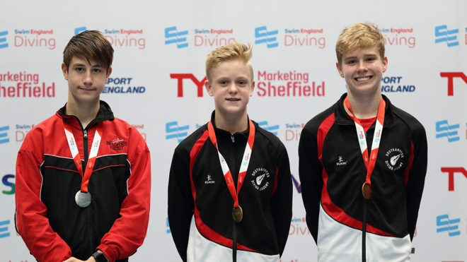 Southampton rack up the medals on day two