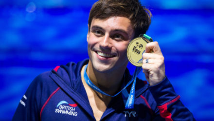 Tom Daley reclaims World 10m Platform title in Budapest