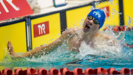 Tom Dean wins second European Junior medal in 400m IM