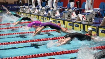 Morley Iszatt completes backstroke double on final day