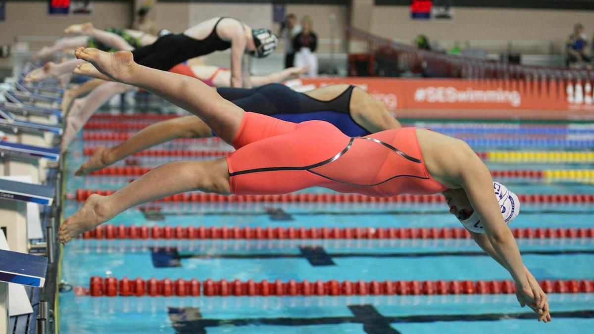 Goodwin Wins Gold In 12 13yrs 400m Im Summer Meet