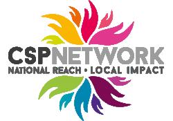 County Sports Partnership Network logo
