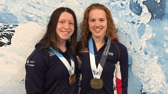 Emily Large wins 200m Butterfly gold at World Juniors