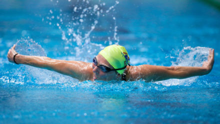 Milne and Wilson land 100m Fly titles at World Masters