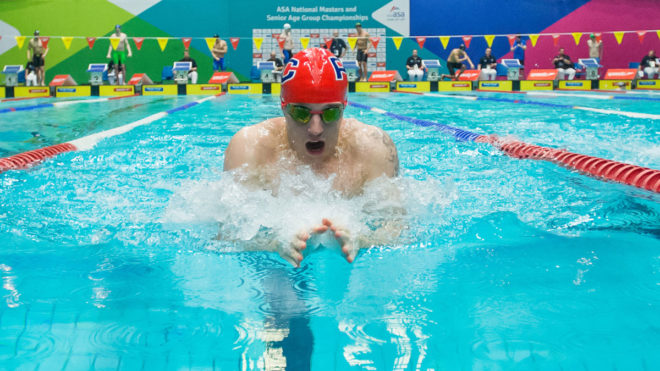 Compete at the Swim England Masters National Championships