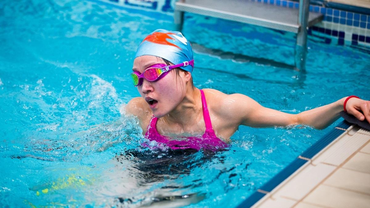 Understanding swimming effort levels