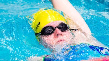Swimming Fitness Pool Training Session 6