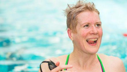 Swimming Fitness Pool Training Session 3