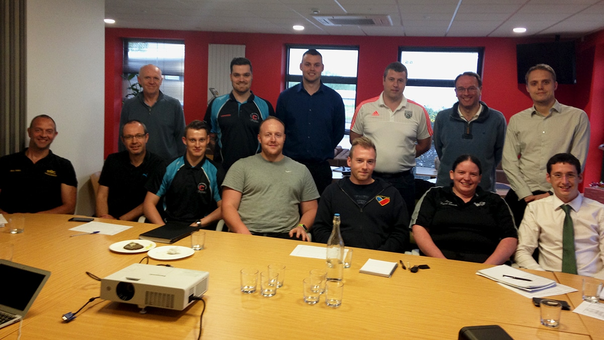 Successful Coach Development Programme in the West Midlands