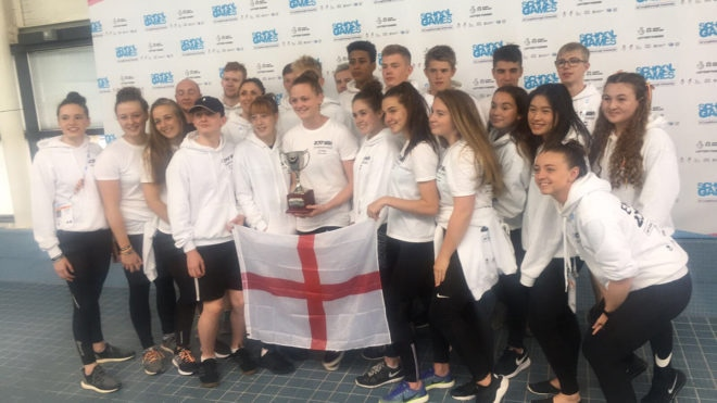 England North take School Games swimming crown