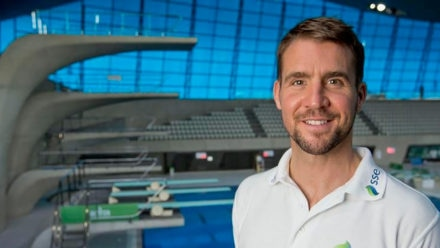 Leon Taylor to host Swim England National Awards 2017