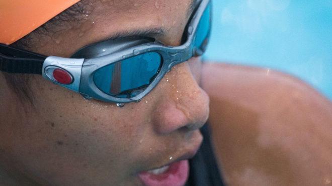 Swimming Fitness Pool Training Session 8