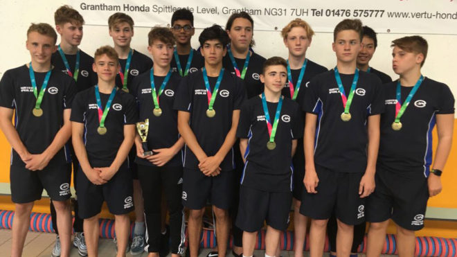 East win Division One of Boys' U16 Inter Regionals