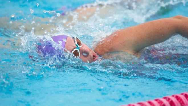 Swimming Fitness Pool Training Session 13