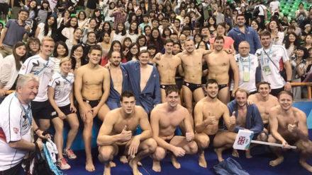 Swim England Water Polo Men's Senior Squad