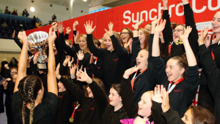 City of Salford win 2017 Synchro Combo Cup