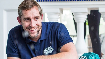 Steve Parry appointed Swim Safe Chair
