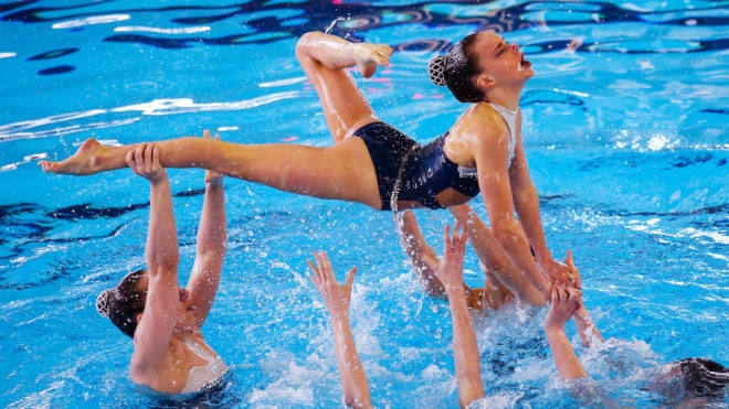 Get ready for the Synchro Combo Cup 2017