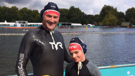 Water polo attracts new fans at Swim Serpentine