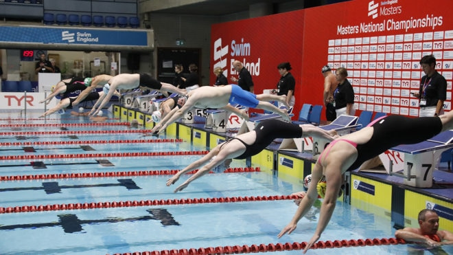Four 1500m Freestyle records broken in Session 1